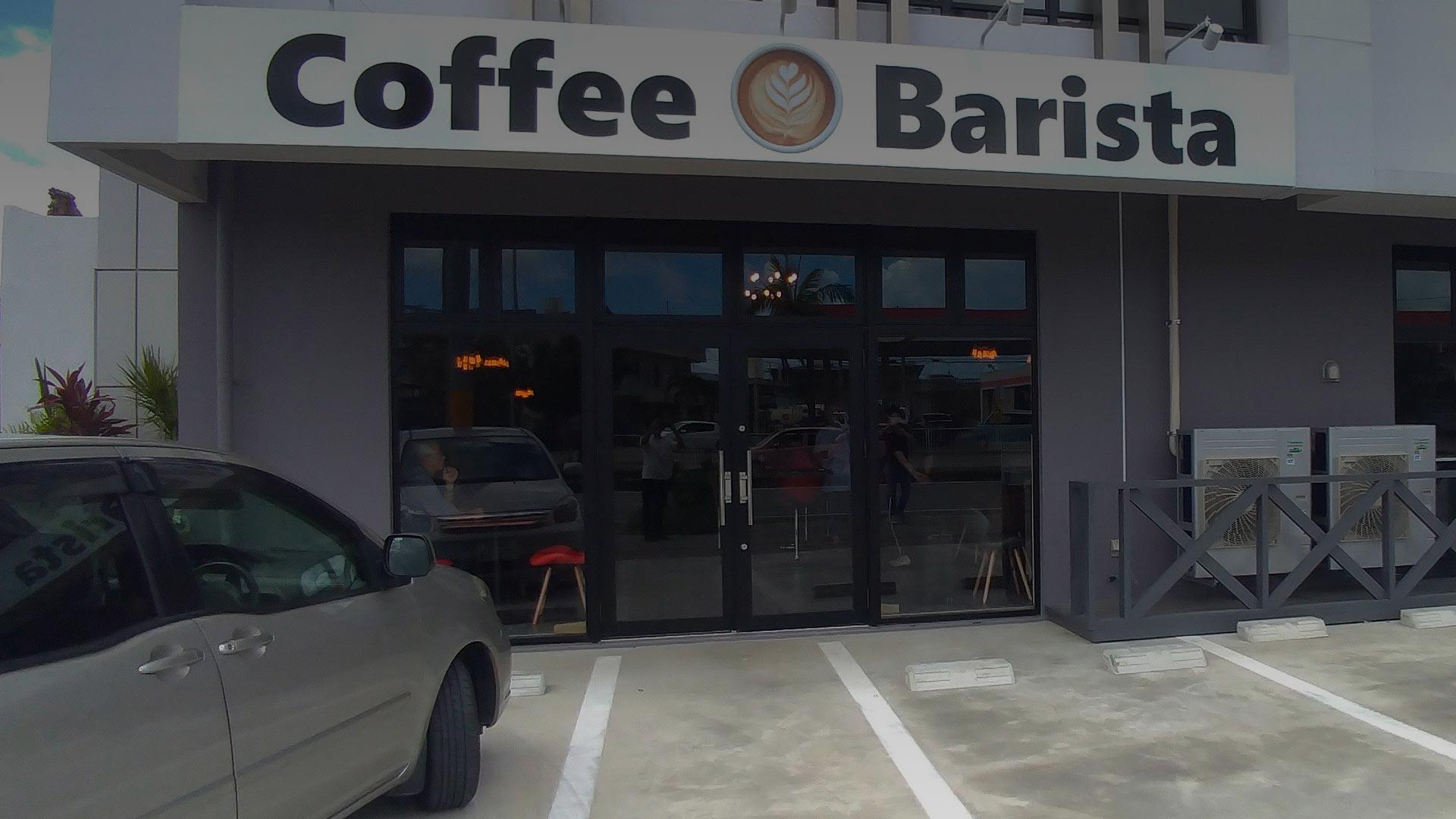 Coffee Barista shop